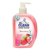Sữa Rửa Tay Dr. Clean - Dâu (500ml)