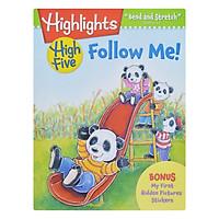 Highlights High Five International Edition - Follow Me (Bonus My First Hidden Pictures Stickers)