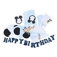Bộ Trang Trí Tiệc Cơ Bản 1 - Mickey Jenny Party
