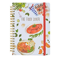 Sổ Lò Xo Lover Journal - The Food Lover