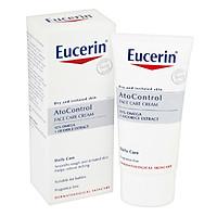 Kem Dưỡng Da Mặt Chàm Khô Eucerin Atocontrol Face Cream 12 % Omega (50ml)