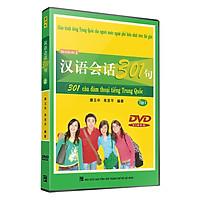 301 Câu Đàm Thoại Tiếng Trung Quốc - Tập 1 ( Đĩa DVD)
