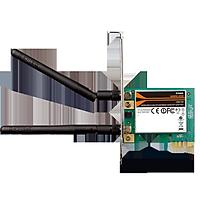 D-Link DWA-548 - Card Mạng Không Dây PCI Express Chuẩn N 300Mbps