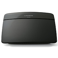 Linksys E1200 - Router Wifi Chuẩn N 300Mbps - Hàng Chính Hãng