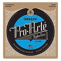 Bộ Dây Đàn Guitar Classic D'Addario EJ46