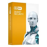 Phần Mềm Diệt Virut Eset Smart Security 3U1Y Bản Quyền 3 Máy/ Năm