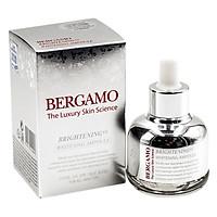 Tinh Chất Serum Làm Trắng Hồng Da Bergamo Brightening EX Whitening TCSLTHD (30ml)