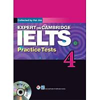 Expert On Cambridge IELTS Practice Tests 4 (Kèm CD)