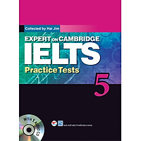 Expert On Cambridge IELTS Practice Tests 5 (Kèm CD)