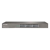 Unmanaged Switch Rackmount 24 Ports 10/100Mbps IP-COM F1024 - Hàng Chính Hãng