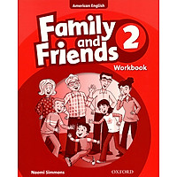 Family And Friends (AME) 2: Workbook