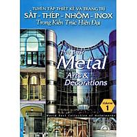 Tuyển Tập Các Thiết Kế & Trang Trí Bằng Sắt Thép Nhôm Inox 1