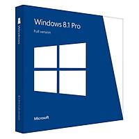 Win Pro 8.1 x 32 Eng Intl 1pk DSP OEI DVD (FQC-06987)  - Hàng Chính Hãng