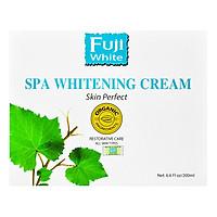 Kem Tắm Trắng Toàn Thân Thảo Dược Fuji White Spa Whitening Cream (200ml)