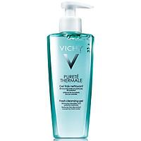 Gel Rửa Mặt Giải Độc Tố Và Ngăn Ngừa Ô Nhiễm Vichy Purete Thermal Fresh Cleansing Gel (200ml) - M0355800 - 100746193