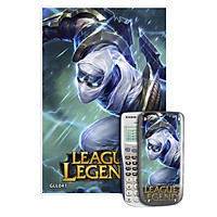 Decal Máy Tính Casio League Of Legend 041