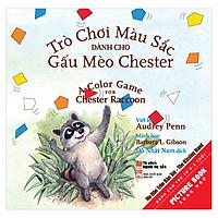Trò Chơi Màu Sắc Dành Cho Gấu Mèo Chester Và Kẻ Bắt Nạt To Xác Xấu Xa – A Color Game For Chester Raccon