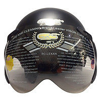 Mũ Bảo Hiểm GRS A33K - Đen Nhám