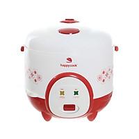 Nồi Cơm Điện HappyCook HC-120 - Đỏ - Hàng chính hãng