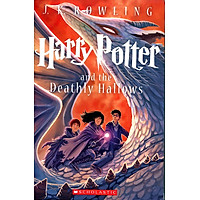 Harry Potter Part 7: Harry Potter And The Deathly Hallows (Paperback) - Harry Potter và Bảo bối tử thần (English Book)
