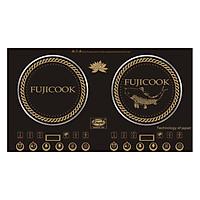 Bếp Hồng Ngoại Đôi Fujicook HC579T - Đen- Hãng chính hãng