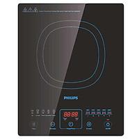 Combo: Bếp Điện Từ Philips HD4911 + Nồi Lẩu - Hàng Chính Hãng