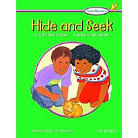 Kids' Readers: Hide and Seek