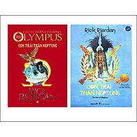 Series Các Anh Hùng Của Đỉnh Olympus - Phần 2: Con Trai Thần Neptune (Tái Bản)