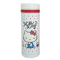 Bình Giữ Nhiệt Lock&Lock Hello Kitty Lovely Dot HKT355W (350ml)