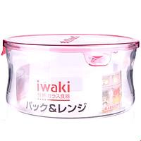 Hộp Thủy Tinh Tròn Iwaki - KT7402-P - 840Ml