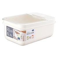 Thùng Đựng Gạo Bằng Nhựa Lock&Lock HPL530W - Trắng (8kg)