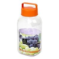 Bình Ngâm Nước Hoa Quả Fruit Bottle HPP453O - Màu Cam (4.2 lít)