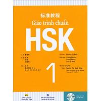 Giáo Trình Chuẩn HSK 1 - Bài Học (Kèm 1 Đĩa MP3)