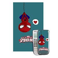 Decal Máy Tính Casio Spider Man 003