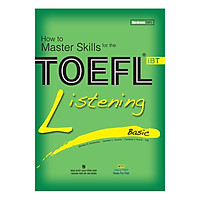 How To Master Skills For The TOEFL iBT: Listening Basic (With Audio CD)