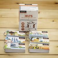 Hộp Blueup IELTS 600 Essential Flashcards For IELTS - Phần 1 - Alphabook