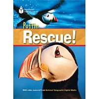 Puffin Rescue: Footprint Reading Library 1000