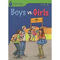 Boys vs. Girls: Foundations 5