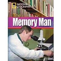 The Memory Man: Footprint Reading Library 1000
