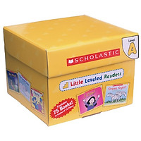 Little Leveled Readers: Level A [Box Set] (Just the Right Level to Help Young Readers Soar!)