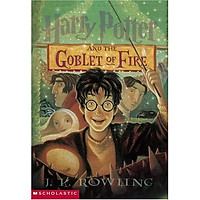 Harry Potter Part 4: Harry Potter And The Goblet Of Fire (Paperback) Original Series (English Book)