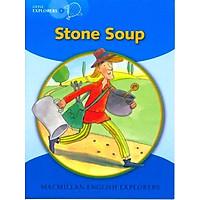 Little Explorers B: Stone Soup Big Book