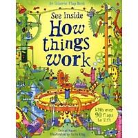 Usborne See Inside How Things Work
