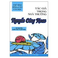 Tác Giả Trong Nhà Trường - Nguyễn Công Hoan