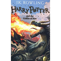 Harry Potter Part 4: Harry Potter And The Goblet Of Fire (Paperback) - Harry Potter và chiếc cốc lửa