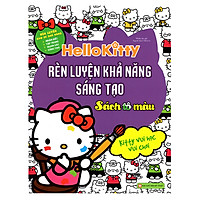 Hello Kitty - Rèn Luyện Khả Năng Sáng Tạo (Tô Màu)