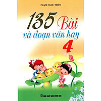135 Bài Và Đoạn Văn Hay Lớp 4