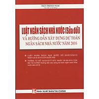 Luật Ngân Sách Nhà Nước (Sửa Đổi)
