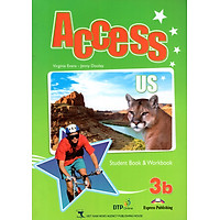 Access US 3B Student'S Book & Workbook