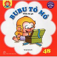 Bé Học Lễ Giáo - Bubu Tập 48: Bubu Tò Mò